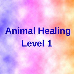 Animal-Healing-level-1