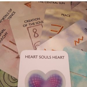 The Heart Souls Heart card pack